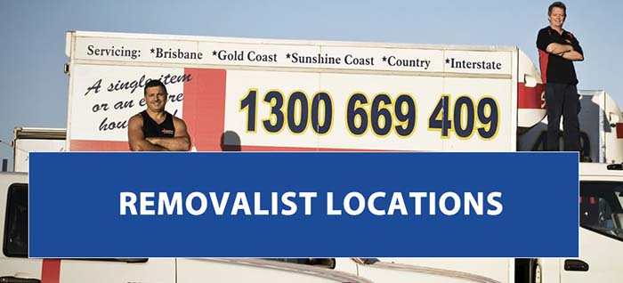 Removalist Locations